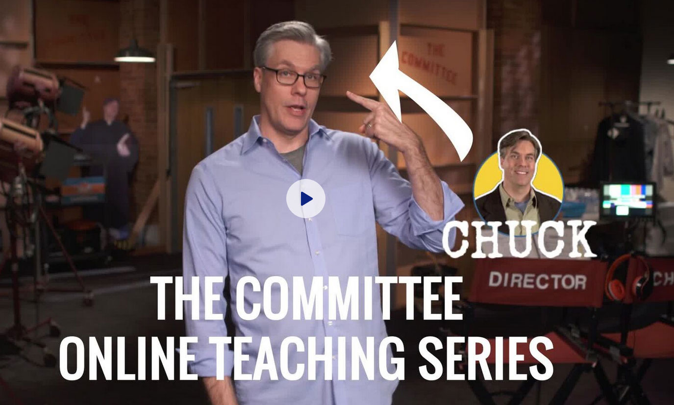 teaching series promo