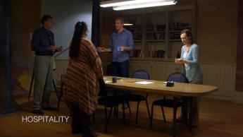 The Committee   Ep 1 Hospitality